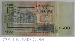 Image #2 of 500 Pesos Uruguayos 2006