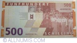 Image #2 of 500 Schilling 1997 (1. I.)