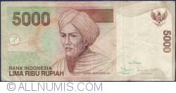 Image #1 of 5000 Rupiah 2001/2003