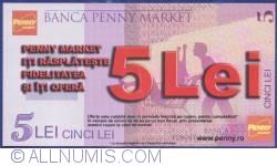 Imaginea #2 a Penny Market - 5 Lei 2012
