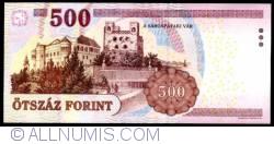 Imaginea #2 a 500 Forint 2013