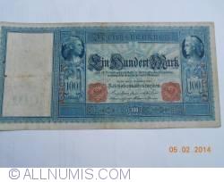 Image #1 of 100 Mark 1909 (10. IX.)