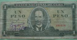 Image #1 of 1 Peso 1961
