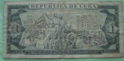 Image #2 of 1 Peso 1961