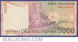 5000 Rupiah 2001/2004