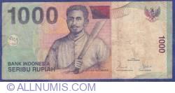Image #1 of 1000 Rupiah 2000/2003
