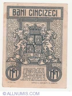 50 Bani 1917