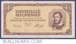 Imaginea #1 a 1 Million Milpengő 1946 (24. IV.)