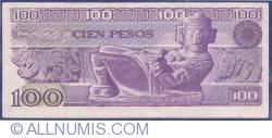 Image #2 of 100 Pesos 1982 (25. III.) - Serie VJ