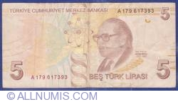 Image #1 of 5 Lira 2009