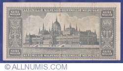 Imaginea #2 a 100 Million Milpengö 1946 (3. VI.)