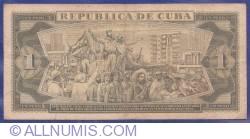 Imaginea #2 a 1 Peso 1966
