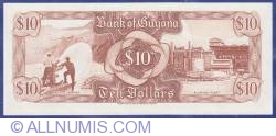 Image #2 of 10 Dollars ND(1966-1992)