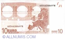 Image #2 of 10 Euro 2002 S (Italy)