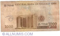 1,000 Naira 2007
