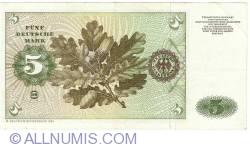 Image #2 of 5 Deutsche Mark 1980 (2. I.)