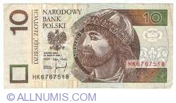 Image #1 of 10 Zlotych 1994 (25. III.)