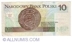 Image #2 of 10 Zlotych 1994 (25. III.)
