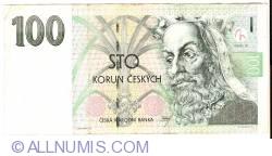 Imaginea #1 a 100 Korun 1997
