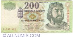Imaginea #1 a 200 Forint 2006