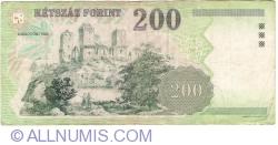 Imaginea #2 a 200 Forint 2006