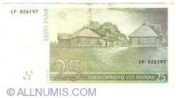 Imaginea #2 a 25 Krooni 2007
