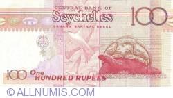 Imaginea #2 a 100 Rupees ND (2001)