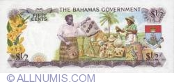 Imaginea #2 a 1/2 Dolar L.1965