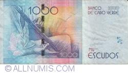 Image #2 of 1000 Escudos 2014 (5. VI.)