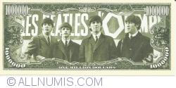 Imaginea #2 a 1 000 000 Dollars - George Harrison