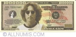 Imaginea #1 a 1 000 000 Dollars - John Lennon