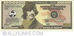 1 000 000 Dollars- Richard Starkey