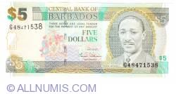 Imaginea #1 a 5 Dolari 2007 (1. V.)