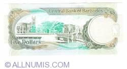 Imaginea #2 a 5 Dolari 2007 (1. V.)