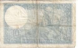 Image #2 of 10 Francs 1941 (9. I.)