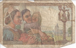 Image #2 of 20 Francs 1948 (11. X.)