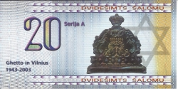 20 (Dvidesimts) Salomu 2002 (2. II.)