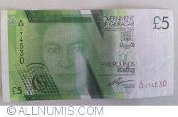 Image #1 of 5 Pounds 2011 (1. I.)