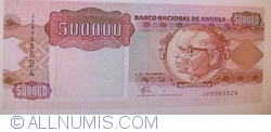 500000 Kwanzas 1991 (4. II.) (1994)