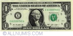 Image #1 of 1 Dollar 2013 - E