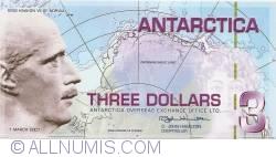 Image #1 of 3 Dollars 2007 (1. III.)