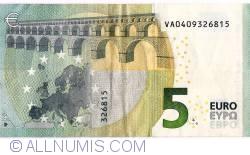 Imaginea #1 a 5 Euro 2013 - V