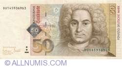 Image #1 of 50 Deutsche Mark 1996