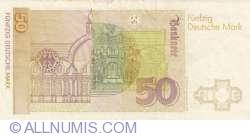 Image #2 of 50 Deutsche Mark 1996