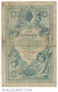 Image #1 of 1 Gulden 1888