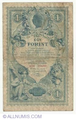 Image #2 of 1 Gulden 1888