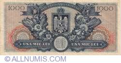 1000 Lei 1947 (25. VI.)