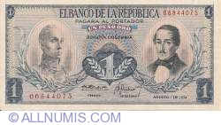 Image #1 of 1 Peso Oro 1974 (7. VIII.)