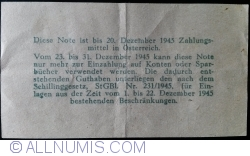 Image #2 of 1 Reichsmark ND (1945)