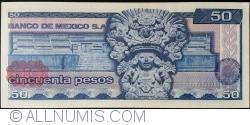 Image #2 of 50 Pesos 1978 (5. VII.) - Serie FM